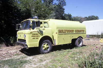 HOLLYWOOD HEIGHTS TANKER 339