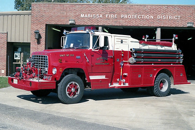 MARISSA FPD  ENGINE 352  1976  FORD L900 - TOWERS   1000-1250   #1561