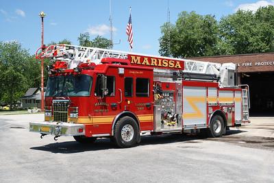 MARISSA FPD  LADDER 3419  2009  SPARTAN METRO SATR - SMEAL   1500-500-75'   #906190     JOHN FIJAL PHOTO