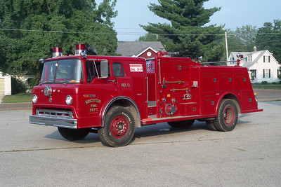 MASCOUTAH FD  ENGINE  FORD-TOWERS