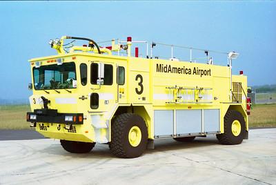 MIDAMERICA AIRPORT  RESCUE 3  OSHKOSH T-1500