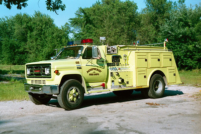 MIDWAY  ENGINE 212  GMC - TOWERS