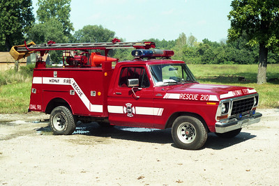 MIDWAY RESCUE 210  FORD