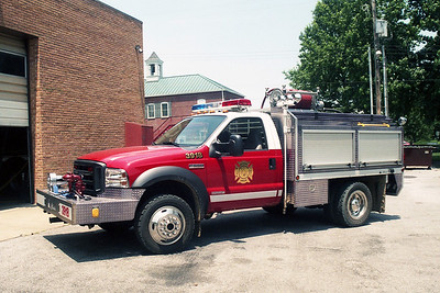 MILLSTADT UNION FPD  BRUSH 3918  2005  FORD F550 4X4 - ALEXIS   150-250   SK-696