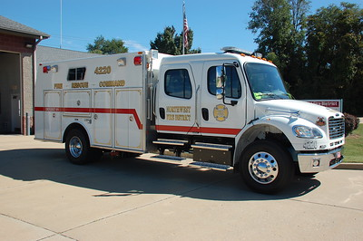 NORTHWEST  RESCUE 4220  2018 FREIGHTLINER - MARION    REMOUNTED BOX   DAVID HORNACEK PHOTO