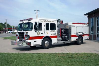 NORTHWEST ENGINE 4224