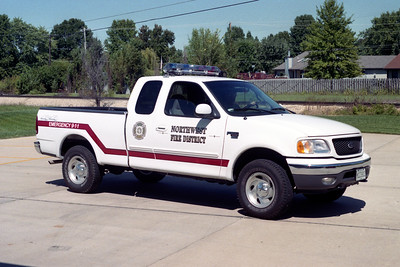 NORTHWEST FPD  UTILITY  67  2000   FORD F150