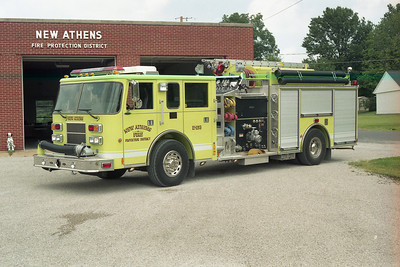 MEW ATHENS FPD  ENGINE 153