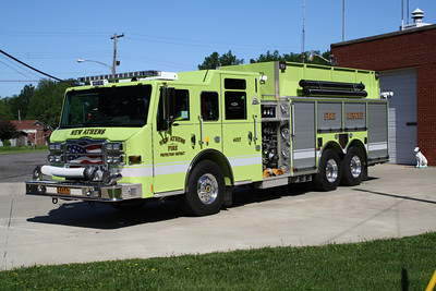 NEW ATHENS FPD ENGINE  PIERCE IMPEL