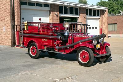 O'FALLON FD  ENGINE 1   1930  CHEVY - GENERAL   500-100