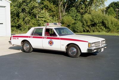 O'FALLON FD  CAR 3A  1988 OLDSMOBILE DELTA 88
