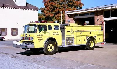 O'FALLON FD  ENGINE 1  1980 FORD C - E-ONE   1250-750