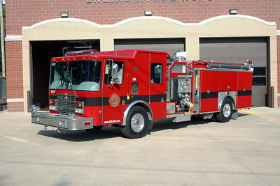 O'FALLON FD  ENGINE 4311  1999  HME 1871 - FERRARA   1500-1000   H-1342