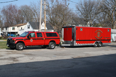 OFALLON FIRE RESCUE  UTL 4394