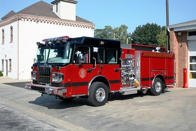 OFALLON FD  ENGINE 4341  2013  SPARTAN METRO STAR - SMEAL   2000-600-50F   312102