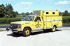 PRARIE DUPONT   RESCUE  FORD F - E-ONE