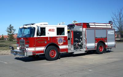 SCOTT AFB  ENGINE 4622  PIERCE SABER  CONTENDER