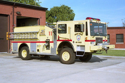 SCOTT AFB  ENGINE 11  KME