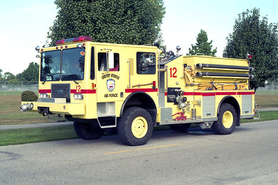 SCOTT AFB  ENGINE 12  KME 4X4