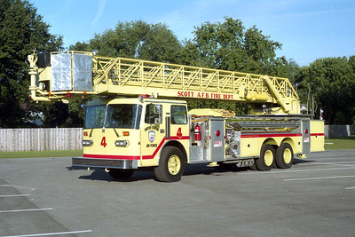 SCOTT AFB  LADDER 4