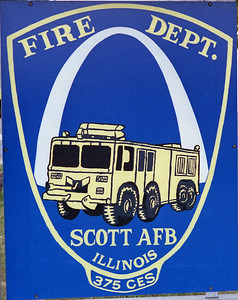 SCOTT AFB  LOGO