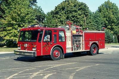SIGNAL HILL FPD ENGINE  1986  E-ONE HURRICANE