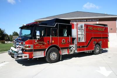SMITHTON  ENGINE 4811  PIERCE IMPEL  JOHN FIJAL PHOTO