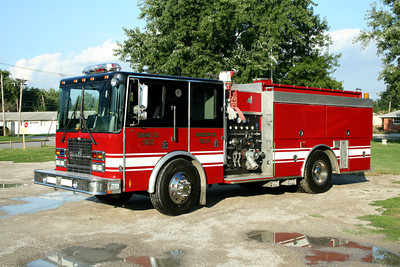WASHINGTON PARK ENGINE 5812