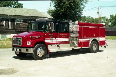WASHINGTON PARK ENGINE 5811