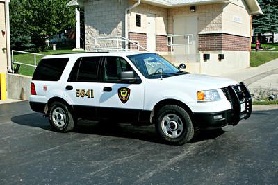 DAVIS FPD  CAR 3641