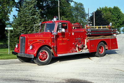 DAVIS ENGINE 1  WLF FIREBALL