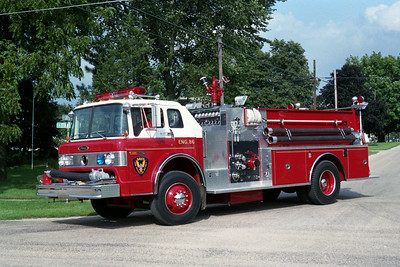 DAVIS  ENGINE 86  FORD C - PIERCE