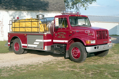 FREEPORT RURAL TANKER 3173   OFFICERS SIDE