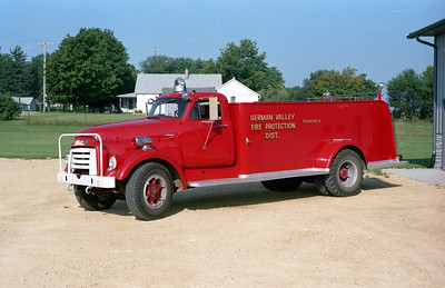 GERMAN VALLEY TANKER 2  GMC - ALEXIS  X-LIMESTONE FPD
