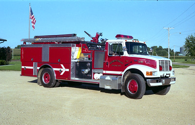 GERMAN VALLEY ENGINE 3701  IHC 4900 - SMEAL