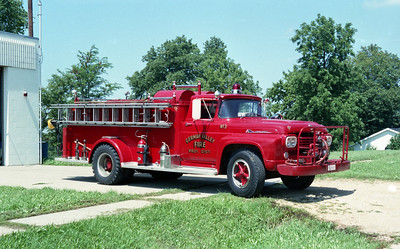 GERMAN VALLEY ENGINE 3  FORD F - ALEXIS