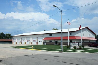 LENA FPD FIRE STATION 1  CURRENT