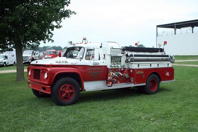 ORANGEVILLE FPD  ENGINE 3301