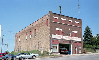 ORANGEVILLE FPD   FIRE STATION  ORIGINAL