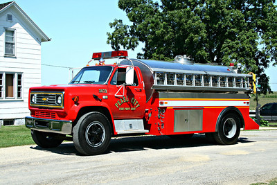 PEARL CITY FPD  TANKER 3873