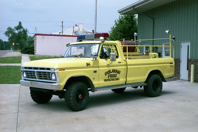 DELEVAN BRUSH 84  FORD F-350 - ALEXIS