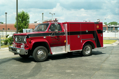 EAST PEORIA RESCUE 1  CHEVY -