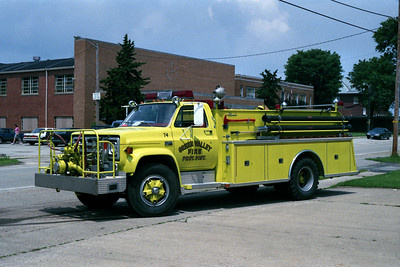 GREEN VALLEY ENGINE 74   GMC - ALEXIS