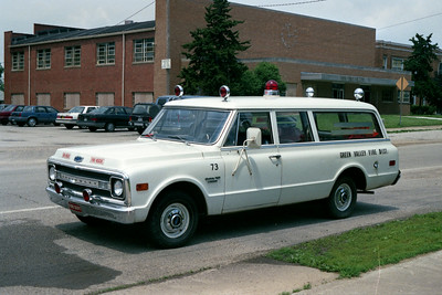 GREEN VALLEY RESCUE 73  IHC TRAVELALL