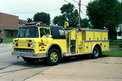 GREEN VALLEY ENGINE 78   FORD C-8000 - ALEXIS
