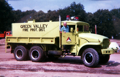 GREEN VALLEY OLD TANKER