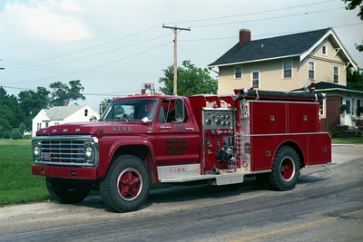 HOPEDALE ENGINE  FORD F700 - BEAN