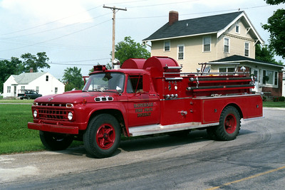 HOPEDALE  ENGINE FORD F-750 - BEAN