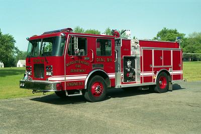 MARQUETTE HEIGHTS ENGINE 313   SPARTAN - ALEXIS
