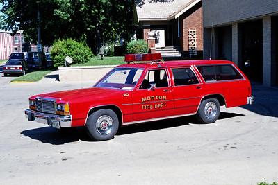 MORTON FD  CAR 20  1981  FORD LTD WAGON